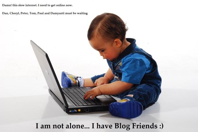 Blog Friends