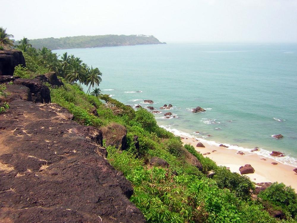 Goa Beach by Karl Francisco Fernandes