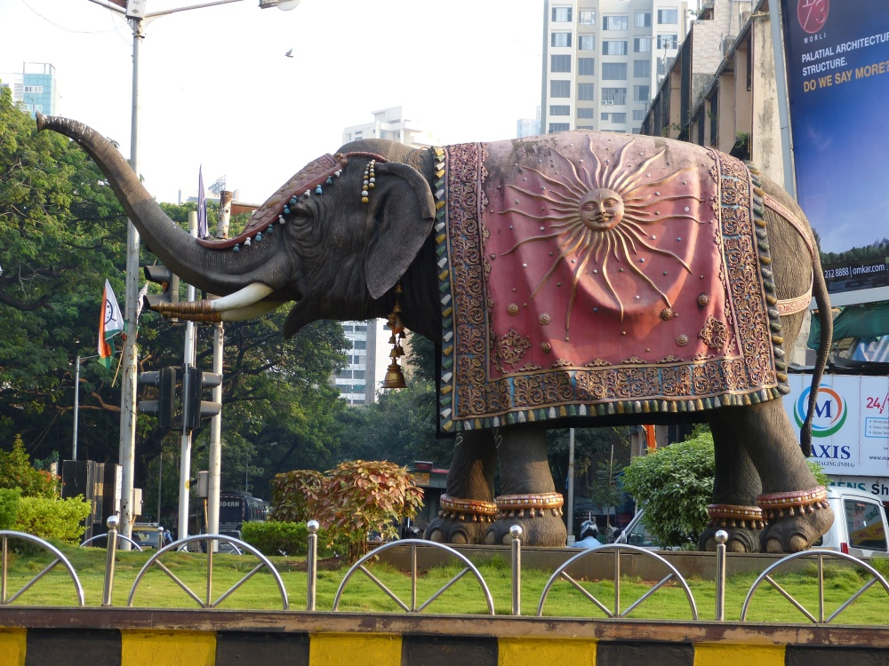 Welcome to Mumbai