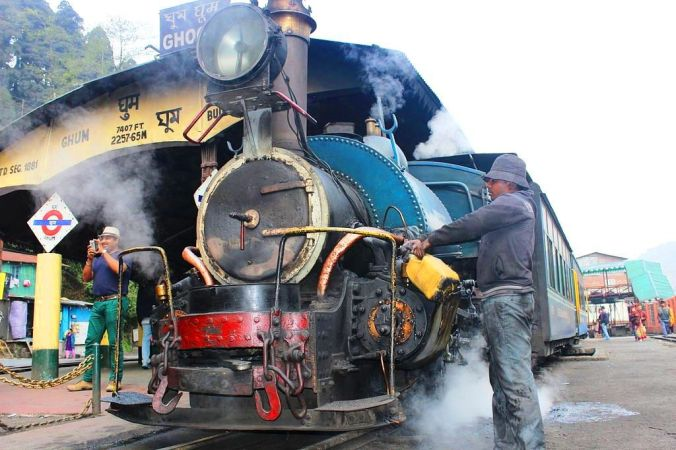 Darjeeling Himalayan Railway Train