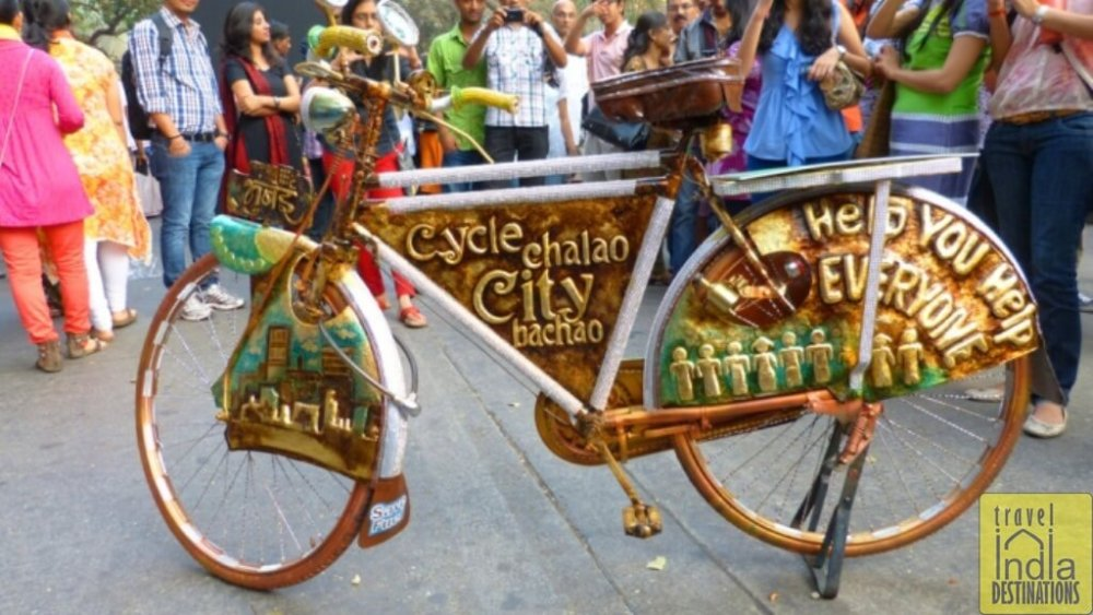 Kala Ghoda City Cycle